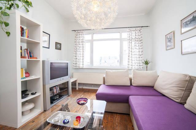 comfy flat in the heart of taksim istiklal - Image 1 - Istanbul - rentals