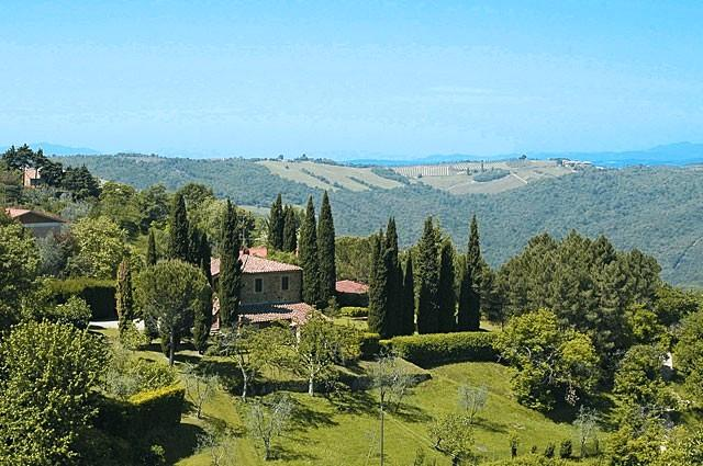 4 bedroom Villa in Montalcino, Siena And Surroundings, Tuscany, Italy : ref - Image 1 - Montalcino - rentals