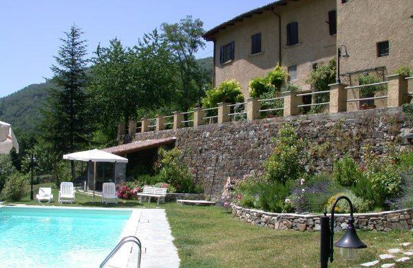 6 bedroom Villa in Borgo San Lorenzo, Mugello, Florentine Hills, Italy : ref - Image 1 - Polcanto - rentals