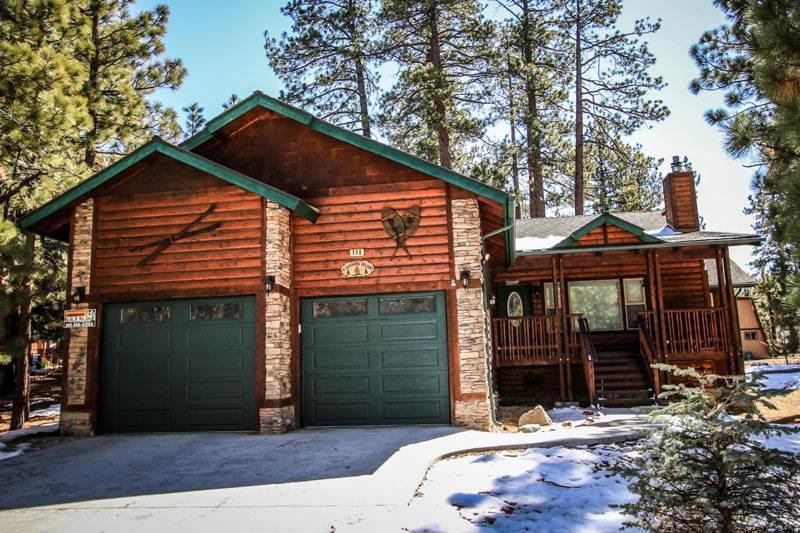 Four Seasons Delight #1374 - Image 1 - Big Bear Lake - rentals
