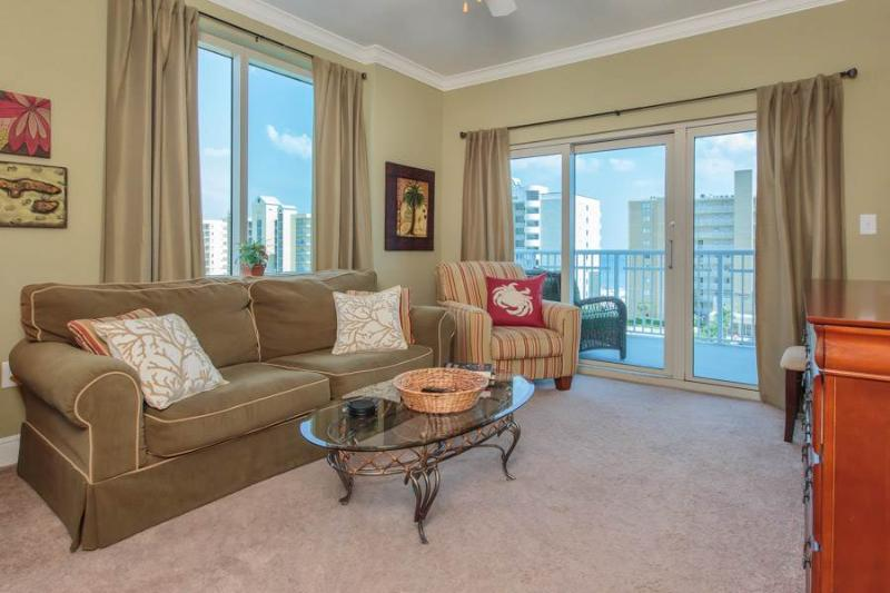 Crystal Tower #501 - Image 1 - Gulf Shores - rentals