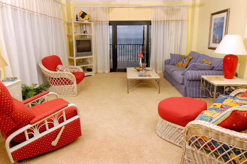 The Palms #501 - Image 1 - Orange Beach - rentals