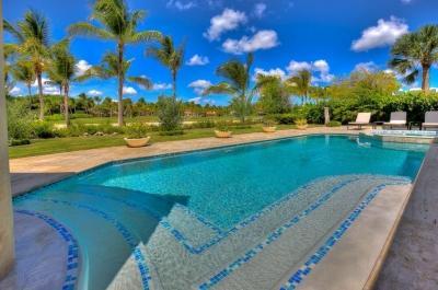 Spectacular 4 Bedroom Villa in Tortuga Bay - Image 1 - Punta Cana - rentals