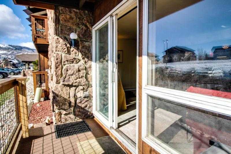 Rustic townhouse - walk to downtown & Old Town Hot Springs - Image 1 - Steamboat Springs - rentals
