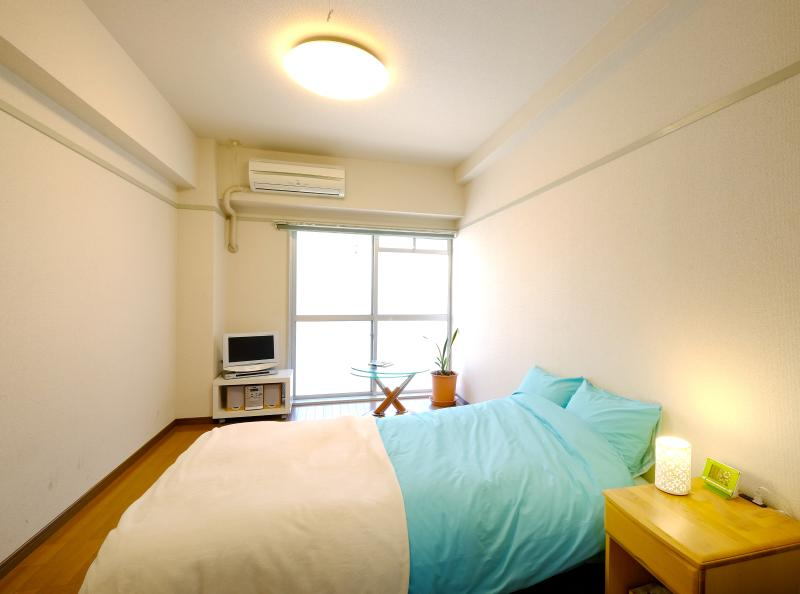 Type-A Bedroom ( Semi-Double sized sofa bed) - Nakano 1BR Apartment Type-A (NFC1BR-A) 1F - Nakano - rentals