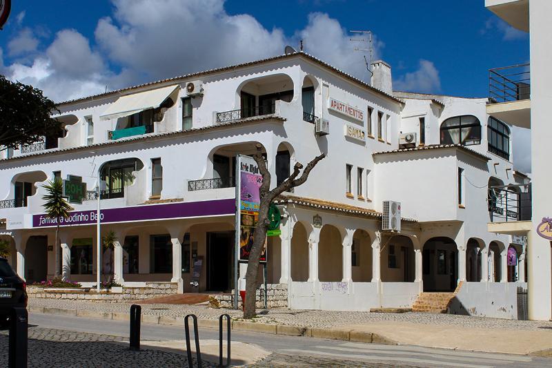 Edificio Isamar - T1 - Av. Sá Carneiro - Areias de S. João - Albufeira - Image 1 - Albufeira - rentals