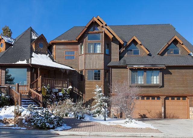 No. 2 Luxurious Castle Glen Estate - Image 1 - Big Bear Lake - rentals