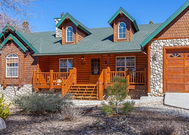 No. 38 Bairn's Lodge in High Timber Ranch - Image 1 - Big Bear City - rentals