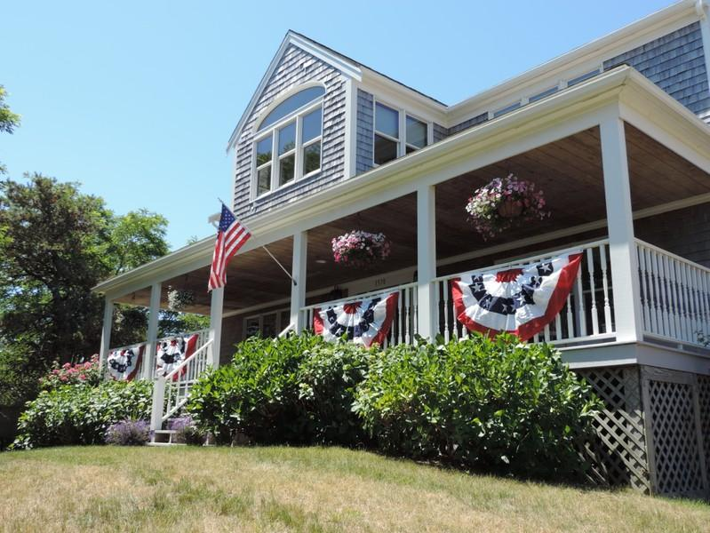 1570-E - New Home, 3 Minutes to Ideal Eastham Beach: 1570-E - Eastham - rentals