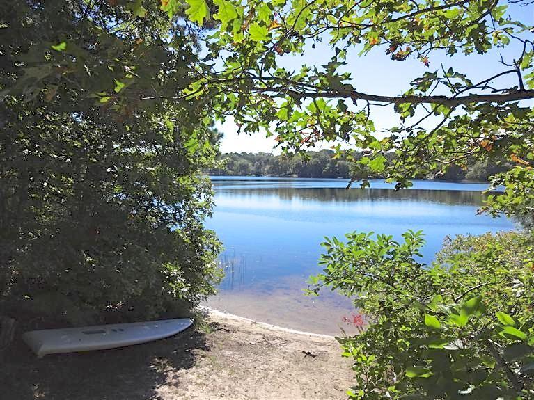 018-OM - Beach, Kayaks, SUPs - Pristine Orleans Lake:018-OM - Orleans - rentals