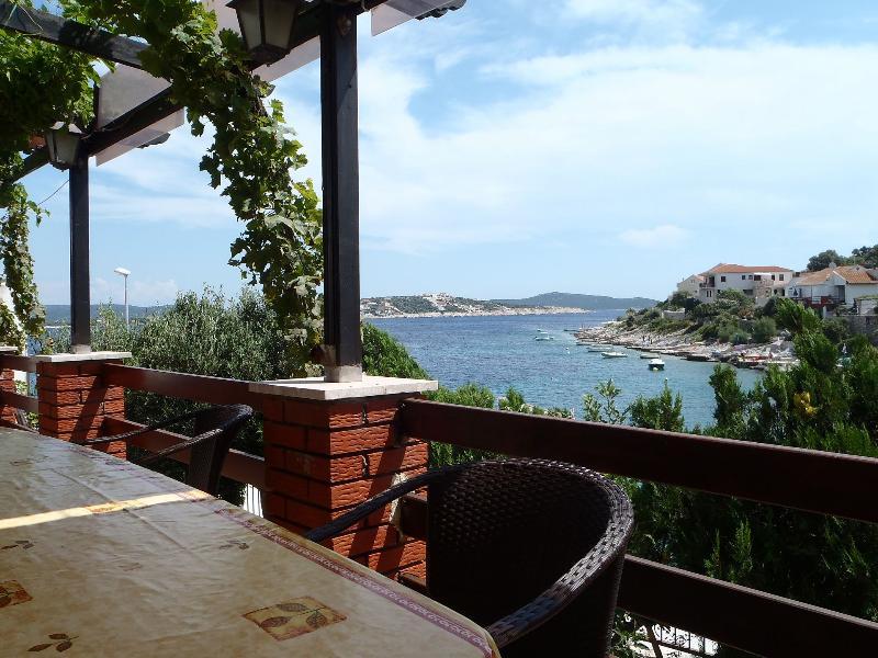 house - 5680 H(6) - Cove Ostricka luka (Rogoznica) - Cove Kanica (Rogoznica) - rentals