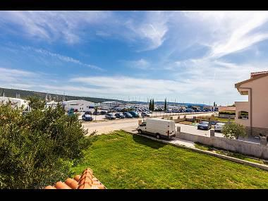 A1(2+1): terrace view - 3039 A1(2+1) - Bibinje - Bibinje - rentals