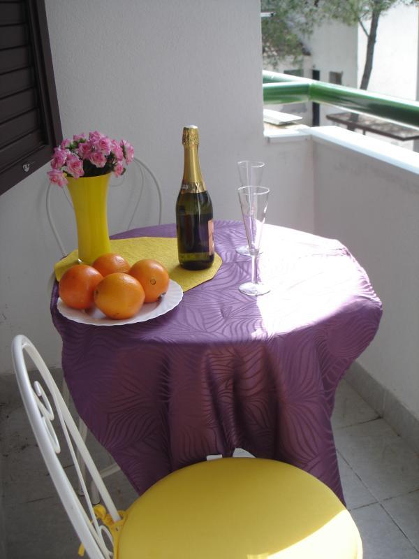 THE BALCONY - Apartment Tara a three star in three rooms 2+2+2 - Necujam - rentals