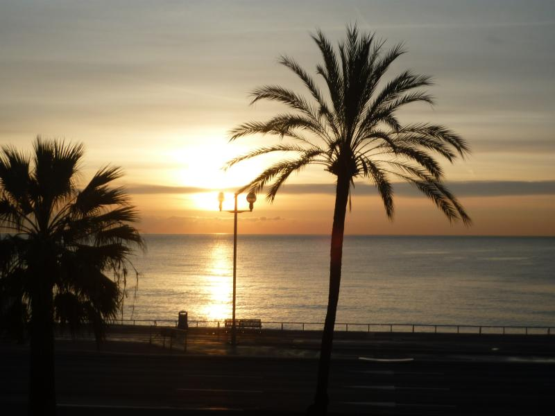 Sunset from your holiday apartment! - Nice Promenade des Anglais beachfront free Wifi/TV - Nice - rentals