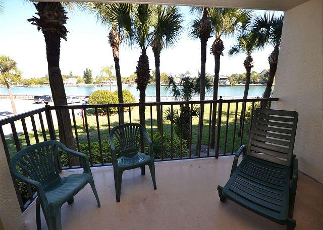 Lands End 1-206- Beautiful 2 BR Bay View Condo with Two Private Balconies! - Image 1 - Treasure Island - rentals