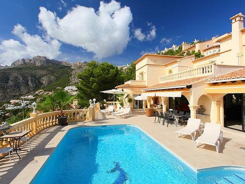 Casa Del Sol ~ RA22437 - Image 1 - Altea - rentals