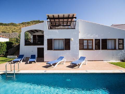 Villas Playas de Fornells V2D AC ~ RA19766 - Image 1 - Son Parc - rentals