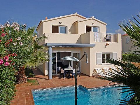 Villas Amarillas V3D AC ~ RA19756 - Image 1 - Cala Santandria - rentals