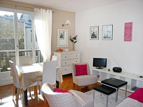 7 rue Vauvenargue ~ RA24569 - Image 1 - 18th Arrondissement Butte-Montmartre - rentals