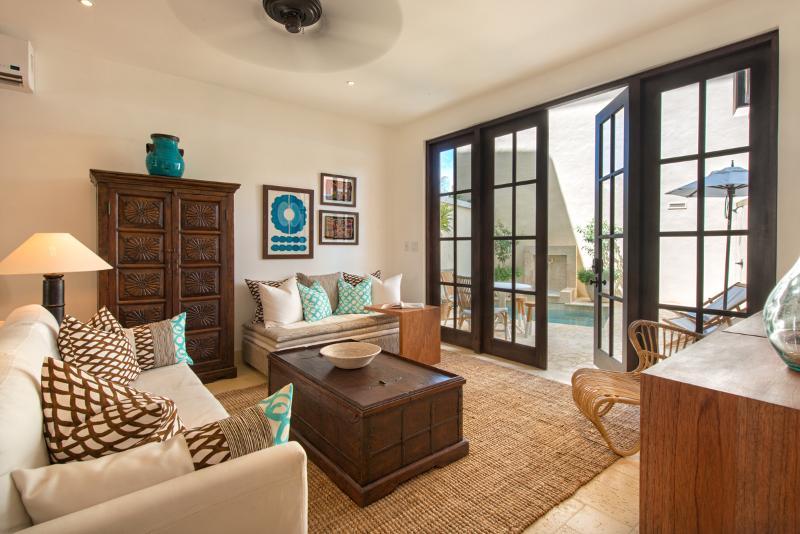 Living areas - 18 Avenida la Antigua - Las Catalinas - rentals