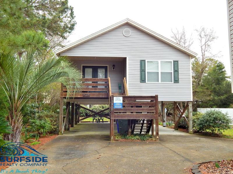 A Dingo's Nest - Image 1 - Surfside Beach - rentals