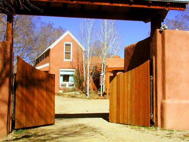 Juniper Springs Main House and Guest house - Image 1 - Taos - rentals