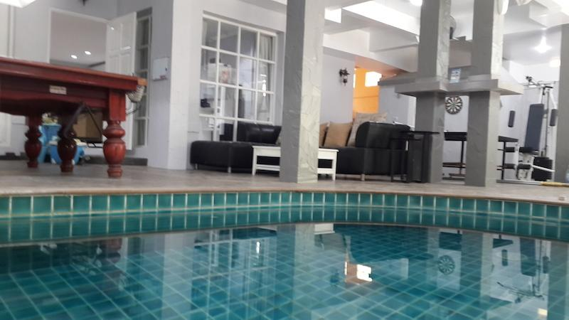 Pool - Patong private pool villa 5 min walk to the beach - Patong - rentals