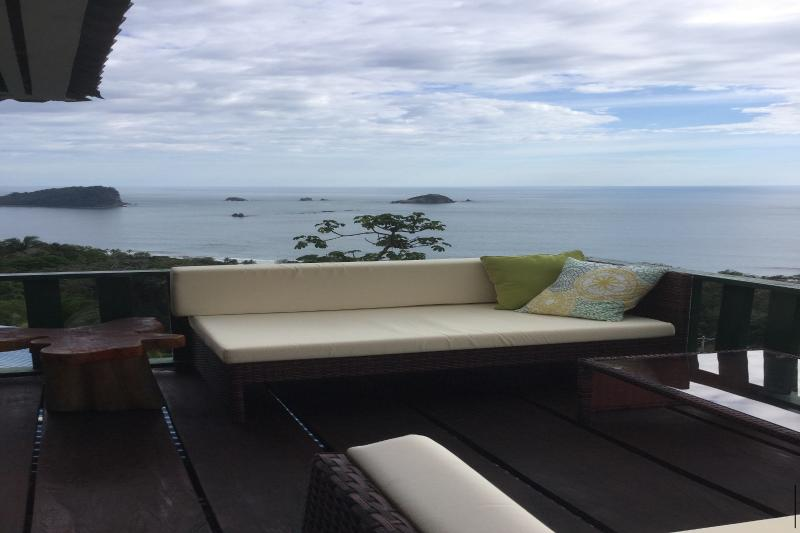 sky terrace perfect for cocktails at sunset.  - Casa Neruda - Manuel Antonio National Park - rentals