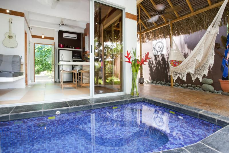 Fire villa - Family Beachfront Villa at the Espadilla Ocean Club! - Manuel Antonio National Park - rentals