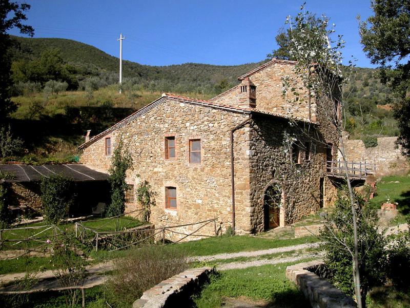 Mulino Della Frateria - Image 1 - San Quirico d'Orcia - rentals