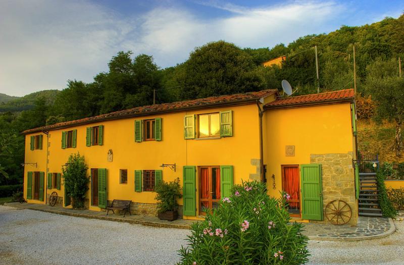 Villa Le Fonti - Image 1 - Massa e Cozzile - rentals