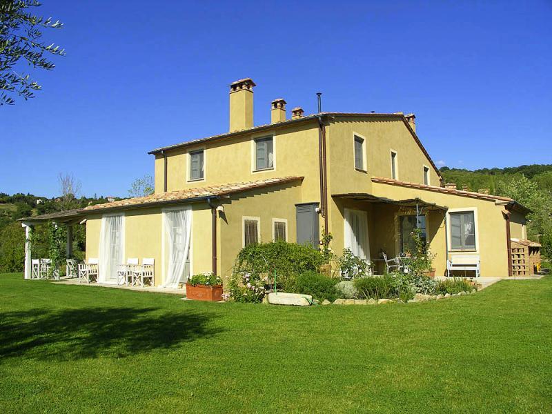 Villa Amato - Image 1 - San Casciano dei Bagni - rentals