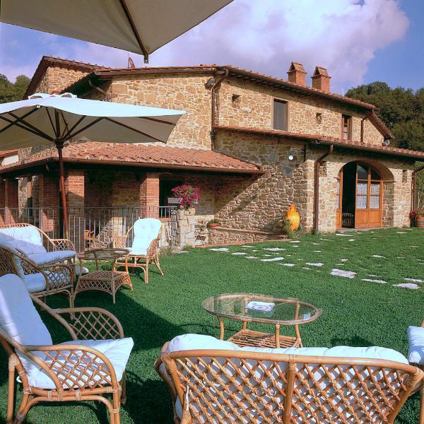 Villa Toppole - Image 1 - Monterchi - rentals