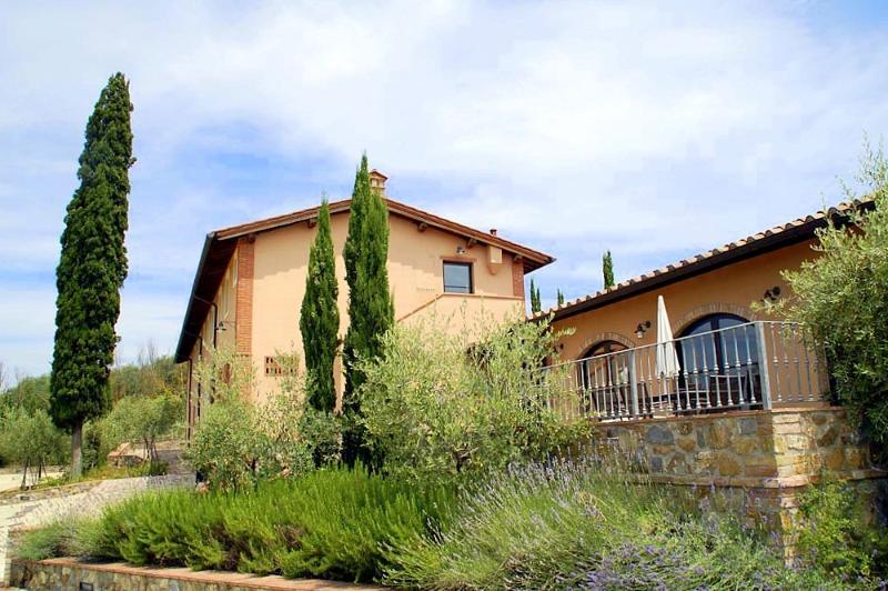 Villa Piaggetta - Image 1 - Montaione - rentals