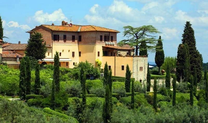 Villa Collalto - Image 1 - Tuscany - rentals