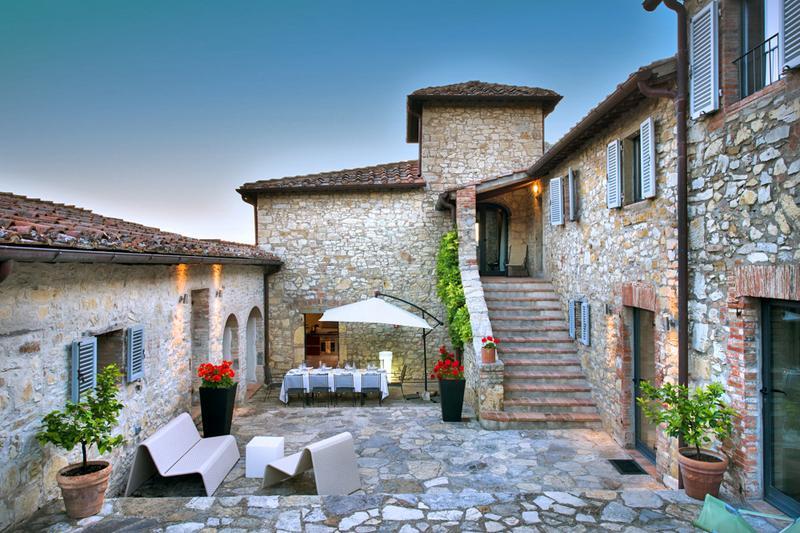 Villa Gaiole - Image 1 - Tuscany - rentals
