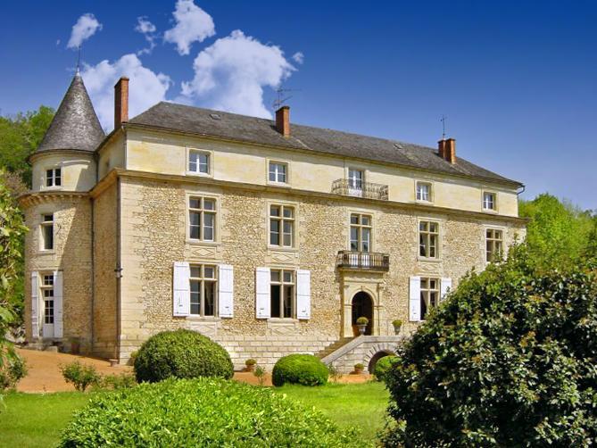 Chateau De Sioraque - Image 1 - Annesse-et-Beaulieu - rentals