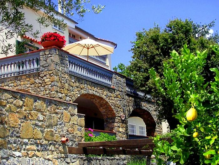 Villa Mediterraneo - Image 1 - Santa Marina - rentals