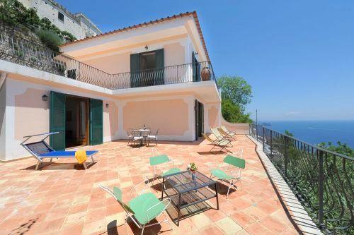 Villa Dina - Image 1 - Praiano - rentals