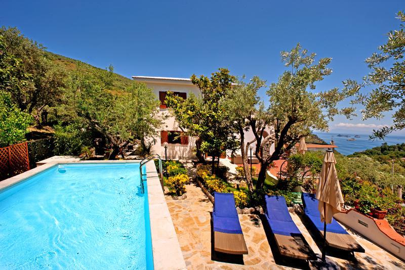 Villa Maria - Image 1 - Nerano - rentals
