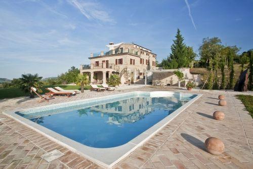 Villa Sibilla - Image 1 - Montefortino - rentals