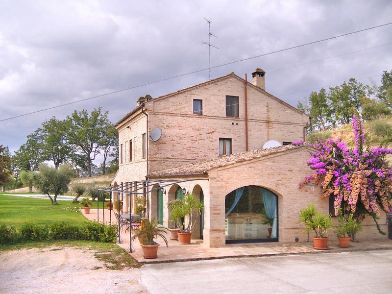 Villa Macerata - Image 1 - Avacelli - rentals