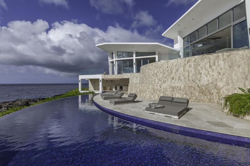Luxury 5 bedroom Anguilla villa. Modern, spacious with panoramic views of the ocean! - Image 1 - Anguilla - rentals