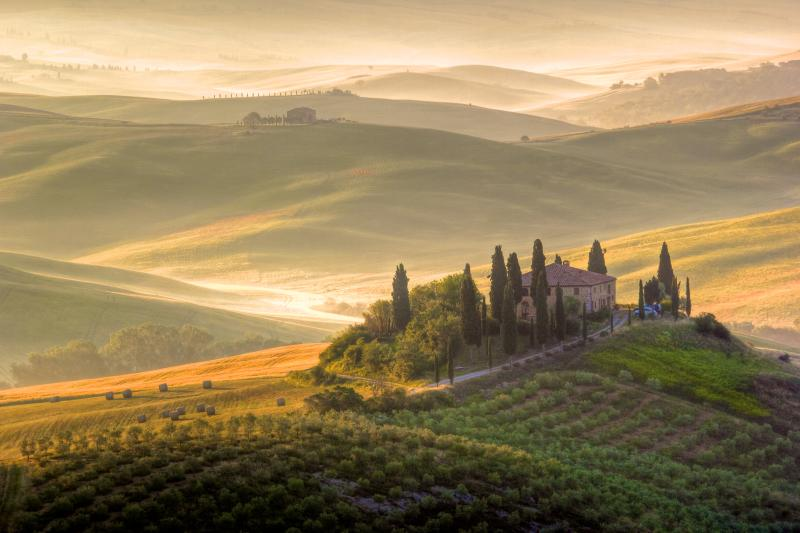 Enjoy living like a local in the heart of Tuscany. - Best of Tuscany-Poggio Canali -Tuscany Villa - Florence - rentals