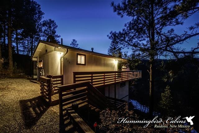 Skyline Cabin 715 - Image 1 - Ruidoso - rentals