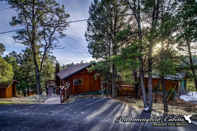 Cozy Retreat 724 - Image 1 - Ruidoso - rentals