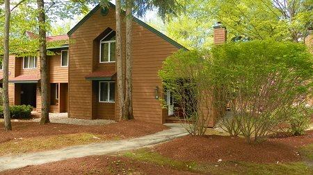 Deer Park Vacation Condo in the Heart of the White Mountains - Image 1 - North Woodstock - rentals