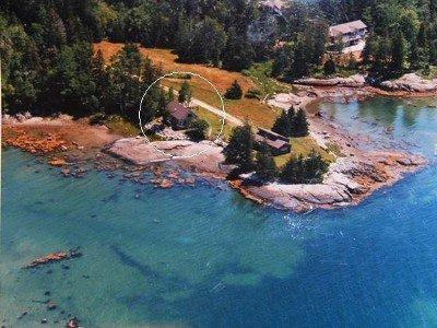 Bayberry Cove Cottage - Water's Edge! - Image 1 - Brooklin - rentals