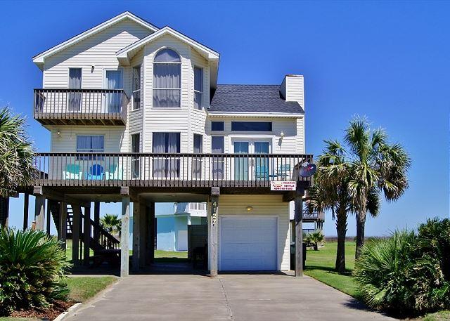 Sunshine Dreams is a beautiful 3 bedroom home for a perfect vacation - Image 1 - Galveston - rentals