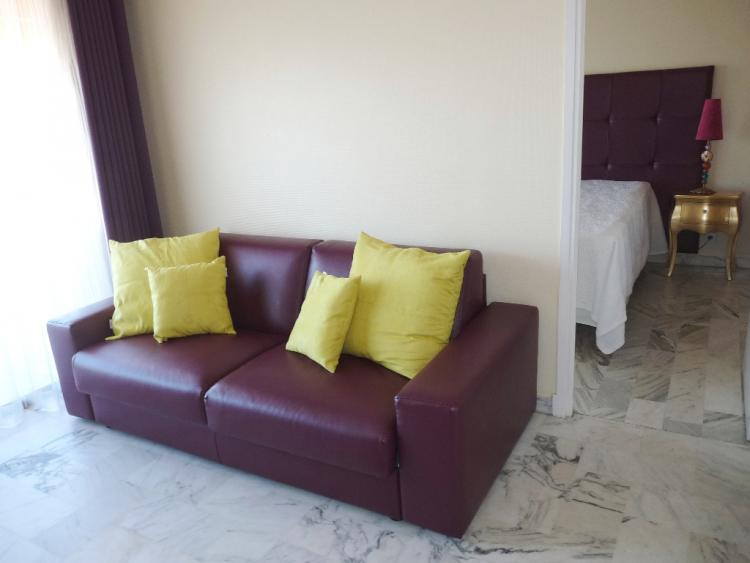 Fleuris Purple Affordable 1 Bedroom Vacation Rental in Cannes - Image 1 - Cannes - rentals